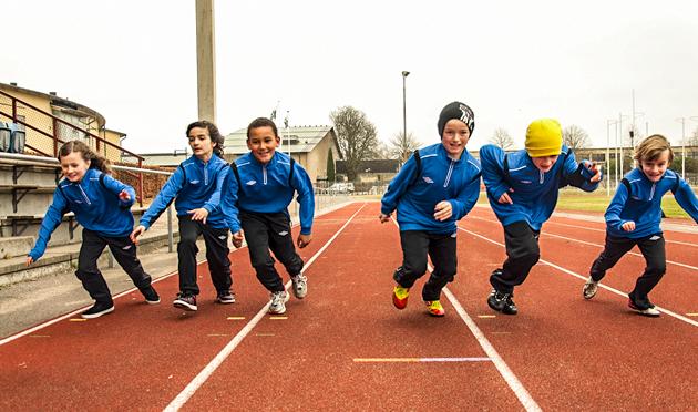 Kan barn träna sig till bättre kondition?