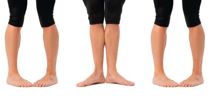 Glöm inte fötterna på träningen!