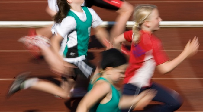 Snabbhetsträning för barn och ungdomar