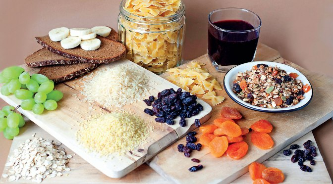 Kolhydrater – en viktig energikälla
