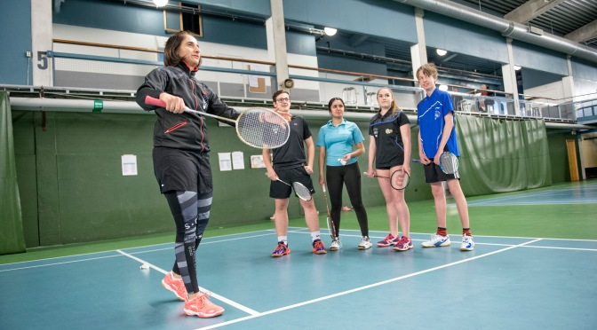 Ett ledarskap som skapar miljöer för att inkludera idrottare med NPF-diagnoser